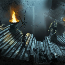 Getting Gaming: Dungeon Design