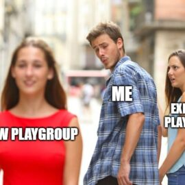 Time to Break Up With Your Playgroup