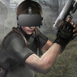Resident Evil 4 VR Remake