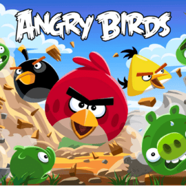 The Forgotten One – Angry Birds