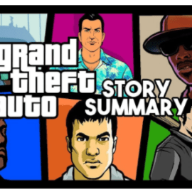Grand Theft Auto Series – The 3D Universe!
