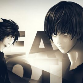 DEATH NOTE : ONE OF THE FINEST ANIME