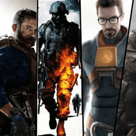 Low-End FPS Games that will stick you to your screen