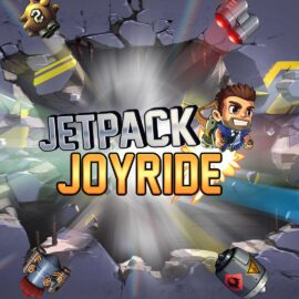 The Forgotten One- Jetpack Joyride