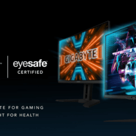 GIGABYTE's new Eyesafe Monitors-All You Need to Know.