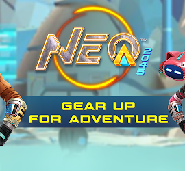 New MMO for Kids, NEO 2045 Now Available in Open Beta!