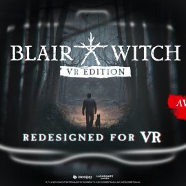 BLAIR WITCH SPECIAL EDITION IS NOW AVAILABLE FOR OCULUS RIFT!