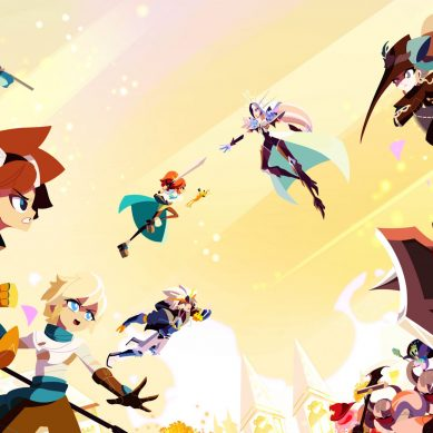 Modus Games Announces Charitable Games Giving Back Contribution for Upcoming JRPG Cris Tales