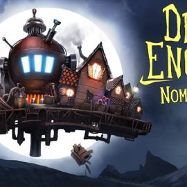 """""""Dream Engines: Nomad Cities"""" New Gameplay Releases Today on Early Access!"""