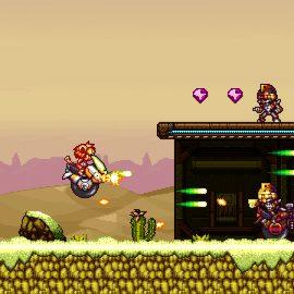 Retro Action Platformer Metaloid: Origin Hits PS4 July 13th