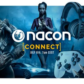 NACON CONNECT ON JULY 6: EXCITING SNEAK PEEK TRAILER!