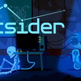 Stunning Narrative Adventure Outsider: After Life Lands on PC