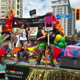 Rainbow Railroad Celebrates New Refugee Stream for Human Rights Defenders