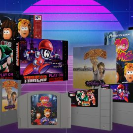 In Partnership With Piko Interactive, Funstock Add Another 4 Titles to Their Retro Collection!