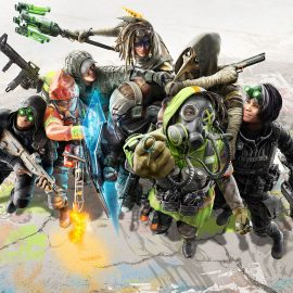 Join The Party And Team Up In A Clash Of Universes, In Tom Clancy's Xdefiant