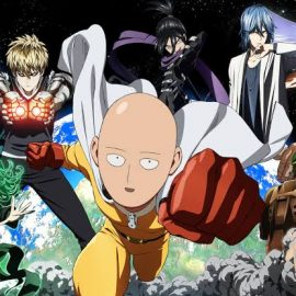 ONE PUNCH MAN: ONE OF THE BEST SEINEN OUT THERE