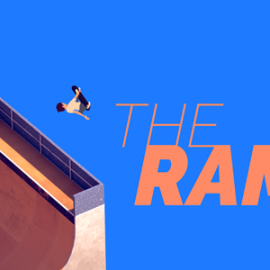 Awesome New Indie Skateboard SIM, 'The Ramp,' coming August 3rd!