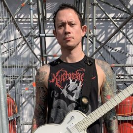 Matthew Heafy of Trivium Joins the Board of Directors of Stack Up