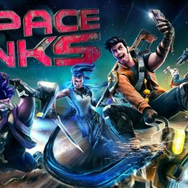 Introducing Space Punks – A Top-Down Looter Shooter That Lets You Blast Your Way to Fame and Glory!